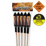 Nitro Rocket Pack of 5